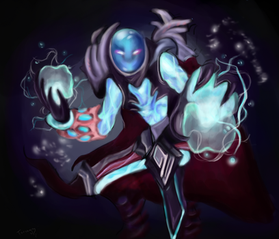 Arc Warden by Toreeya