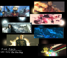 Psd Pack by 1apse