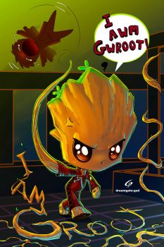 ANGRY GROOT by Gad by Dreamgate-Gad