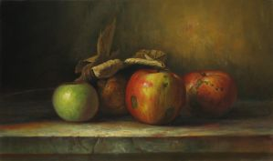 apples by andrianart