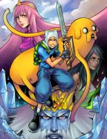 Adventure TIME by AbsolumTerror