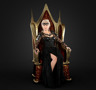 The queen by EviCore