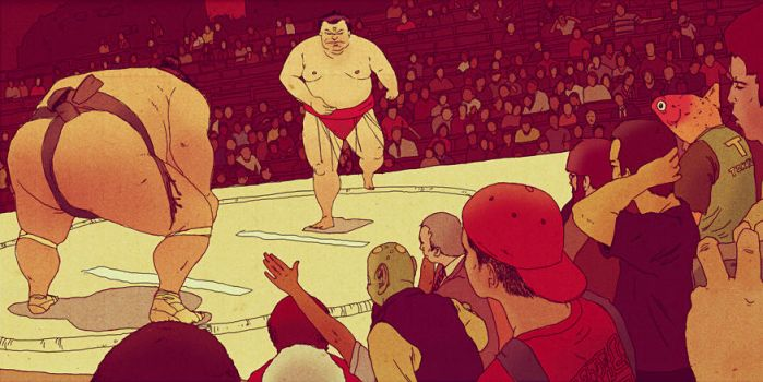 The Sumo Situation by RYE-BREAD