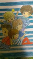One Direction by MioSammy