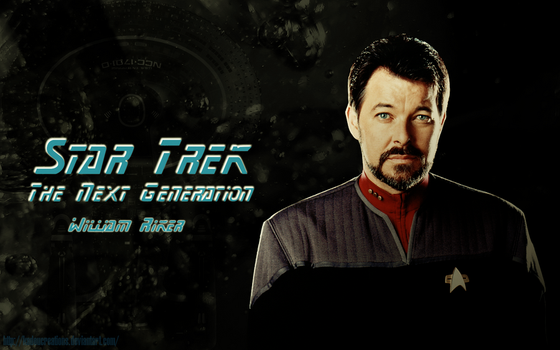 William Riker by KadouCreations