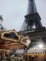 Paris by Pepe-im-Wunderland