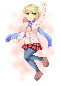 Go Go Tap-chan! by Juul-for-President