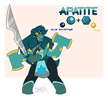 - Fuse with me_Saturday_3_APATITE - by PencilTree