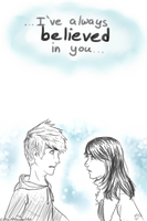 I've Always Believed in You by Fireaux