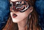 Tiger mask by Catherine-PL