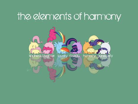 The Elements of Harmony by cappydarn