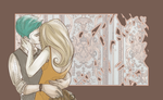 Teddy and Victoire by shaiiim