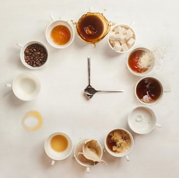 It's Always Coffee Time by dinabelenko