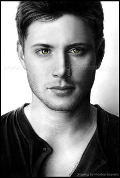 Jensen Ackles - Dream Brother by Cataclysm-X