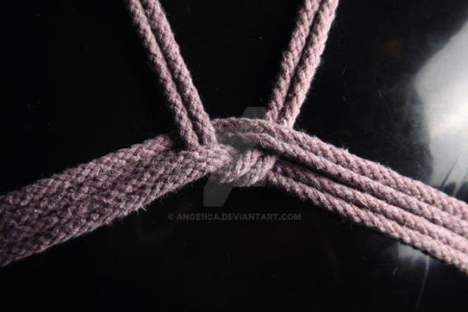 Rope on Latex by Ange1ica