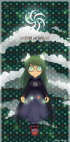 The Witch by GreenMangos