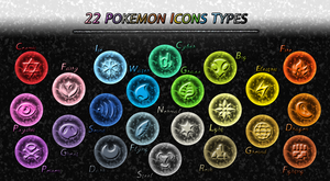 All Symbols energy type by Maskadra42