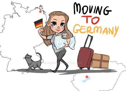 Moving to Germany by Naeviss