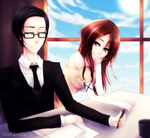 Company at Work (Will x Serena) by SpiritAmong-Darkness