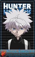 Killua Zaoldyeck 02 by Kyriount