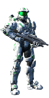 halo 4 Armour update 2 by Wolf-S305
