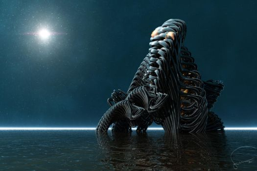 Digital Art pictures gallery23 by Santosky