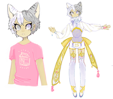 Design For Sale: Nyan Guard (SOLD) by Costly