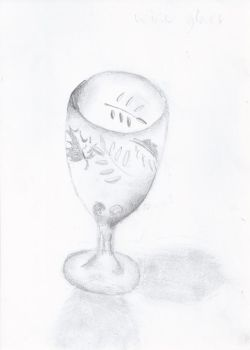 Wine Glass by UrbanPython