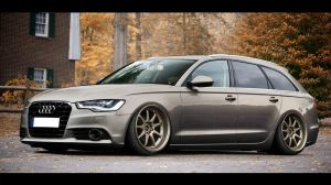 Audi A6 by KTBTuning